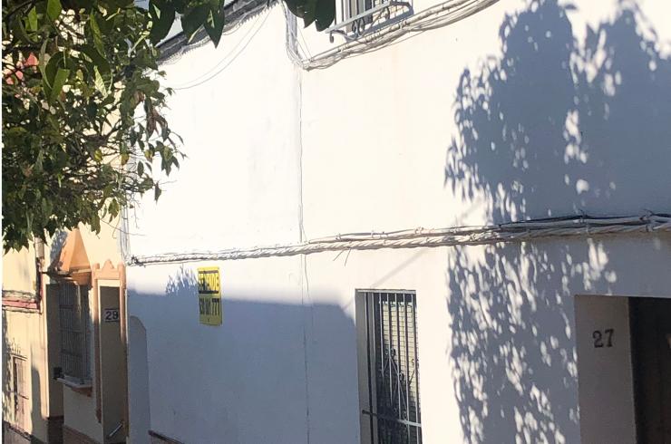 Casa en C/Puerta Utrera Arahal (Sevilla)